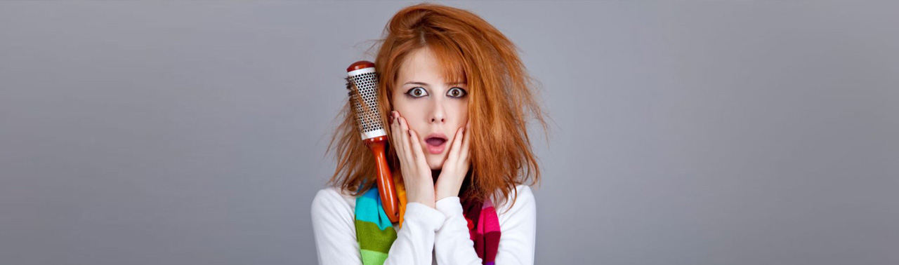 ۵ اشتباه رایجی که در مورد موهای تان مرتکب می شوید