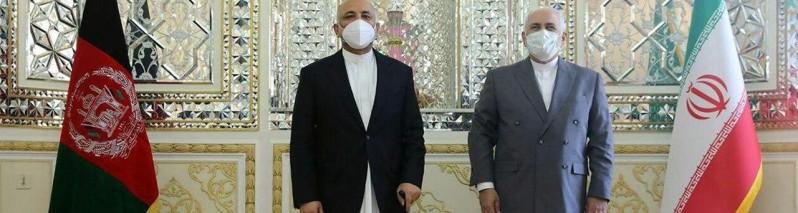 اعلامیه مشترک افغانستان و ایران؛ دو کشور ﺑﺮای ﺟﻠﻮﮔﯿﺮی از ﺗﺮدد ﻏﯿﺮ ﻗﺎﻧﻮﻧﯽ در سرحدات ﺗﺪاﺑﯿﺮ ﻻزم را اتخاذ کنند