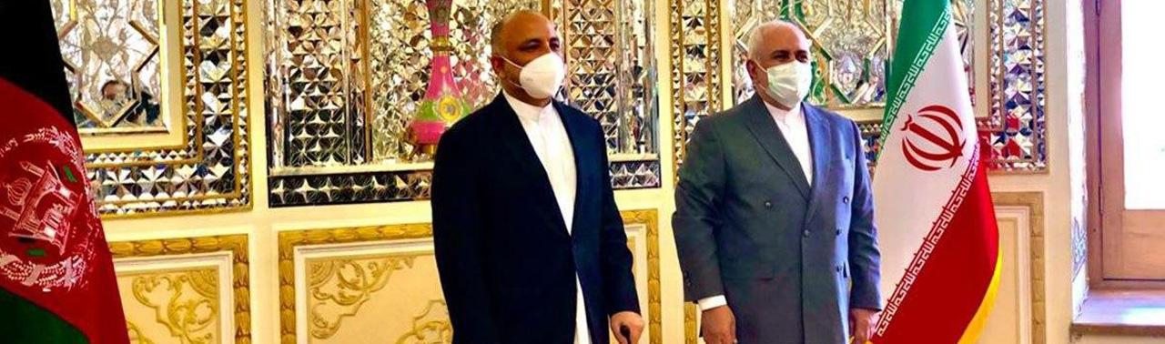 همسایه آب و آتش؛ سفر سرپرست وزارت امور خارجه به ایران