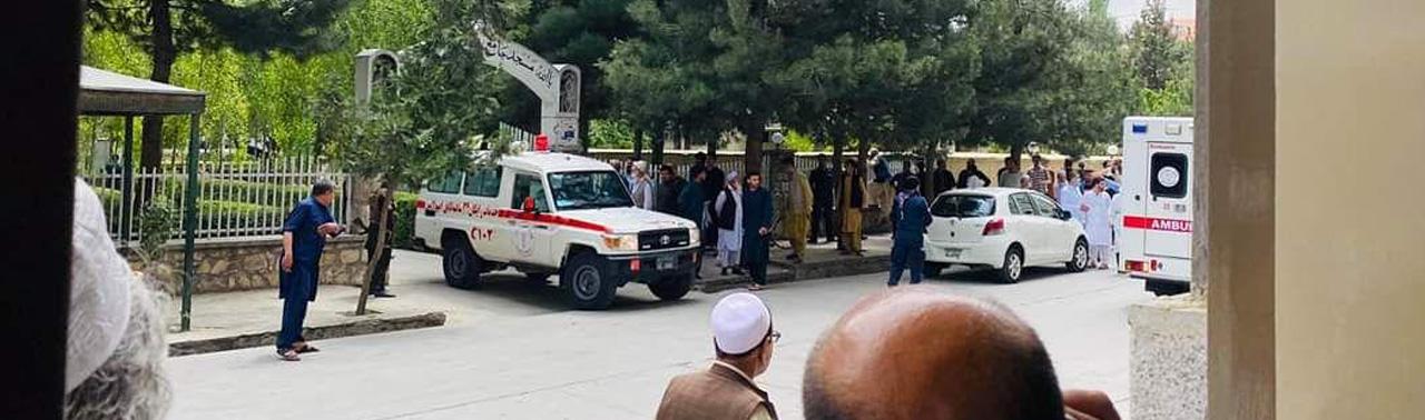 امریکا حمله بر مسجد جامع شیرشاه  سوری در کابل را محکوم کرد