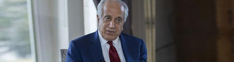 خلیلزاد: مخربین داخلی و خارجی تلاش دارند روند صلح افغانستان را مختل و به تاخیر اندازند