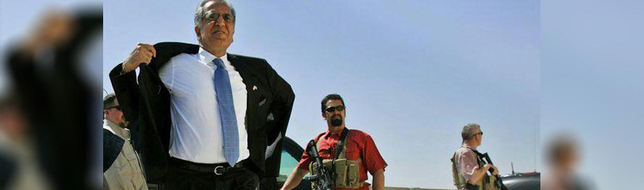 سفر برای صلح افغانستان؛ خلیلزاد عازم دوحه، اسلام آباد و تاشکند شد