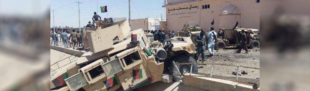 خونبارترین هفته در ۱۹ سال پسین؛ ۸۴۱ نیروی دولتی در جریان هفته گذشته کشته و زخمی شدند