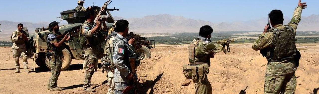 افزایش خشونت ها؛ درگیری خونین میان طالبان و ارتش در جوزجان