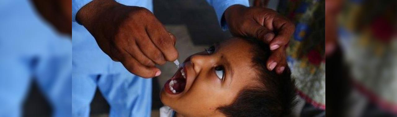ثبت چهار مورد تازه پولیو: شمار مبتلایان به فلج کودکان یک و نیم برابر افزایش یافته است