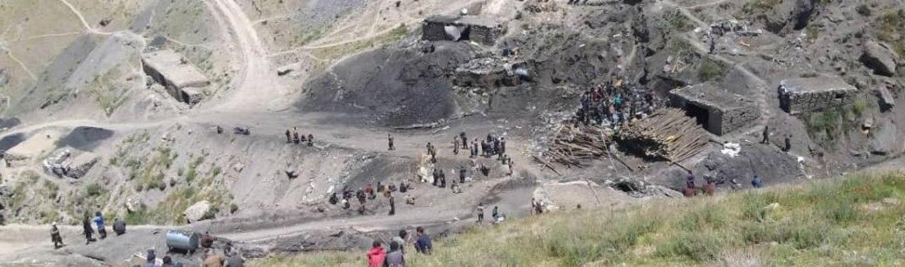 ادامه عملیات نجات؛ اجساد چهار کارگر معدن ذغال سنگ دره صوف بیرون کشیده شده است