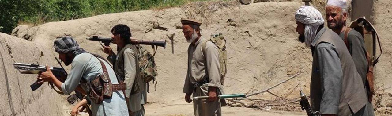 در بدخشان؛ فرمانده محلی همراه با ۱۰ تن از نیروهایش کشته شدند