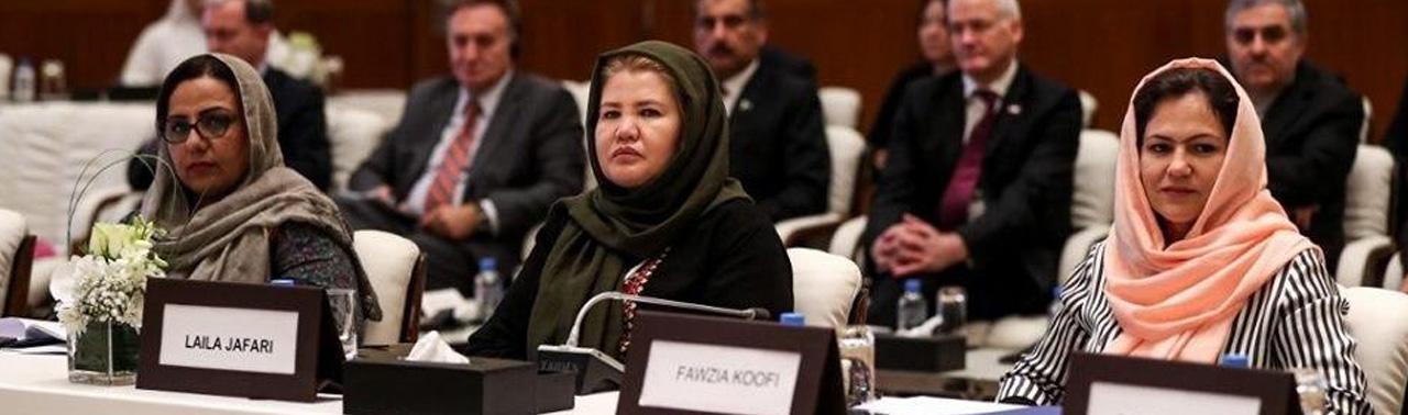 آخرین تحولات صلح افغانستان؛ از تاکید بر مشارکت معنادار زنان تا تسریع روند رهایی زندانیان