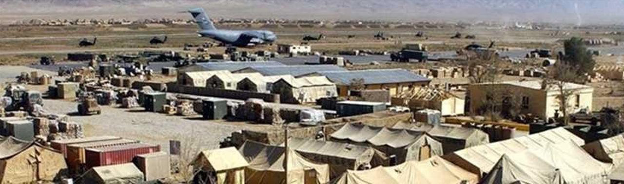 وزارت دفاع امریکا از ترک ۵ پایگاه توسط نیروهای آمریکایی در افغانستان خبر داد