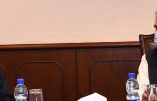 ادامه سفر برای صلح؛ خلیلزاد با مقام های پاکستانی دیدار کرد