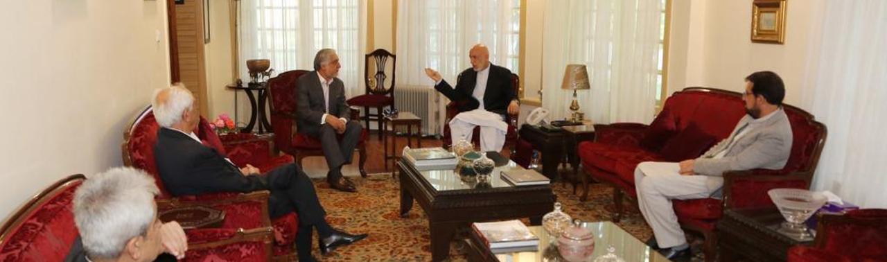 ادامه اختلافات سیاسی رهبران افغانستان؛ آیا حکومت موفق به تشکیل کابینه همه شمول خواهد شد؟