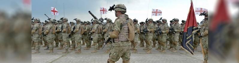 ابتلای ۲۸ سرباز گرجستانی مستقر در افغانستان به ویروس کرونا