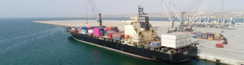 نخستین محموله صادراتی افغانستان به چین ارسال شد