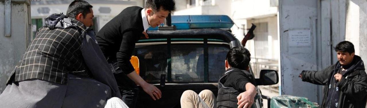کمیسیون حقوق بشر: در شش ماه گذشته میلادی دو هزار ۹۵۷ غیرنظامی کشته و زخمی شدند