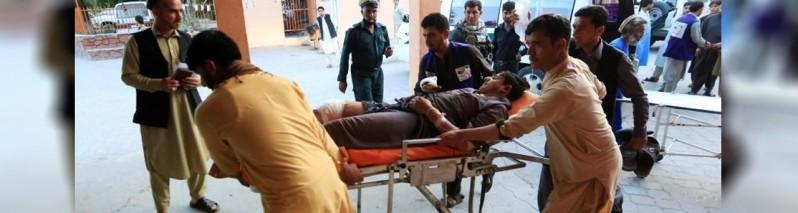 طالبان در یک هفته گذشته نزدیک به ۱۰۰ غیرنظامی را کشته و زخمی کرده اند
