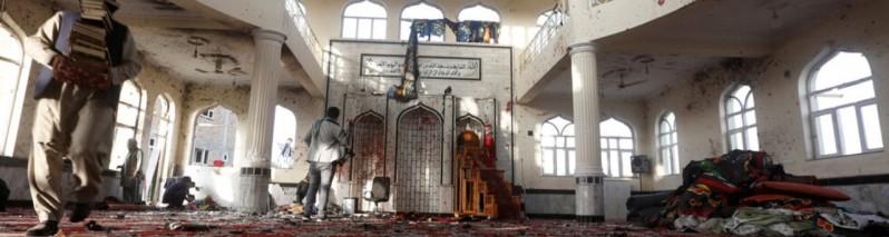 یافته های کمیسیون حقوق بشر؛ ۱۷۰ تن در ۱۱ ماه گذشته در حملات بر مساجد و درمسال کشته شده اند