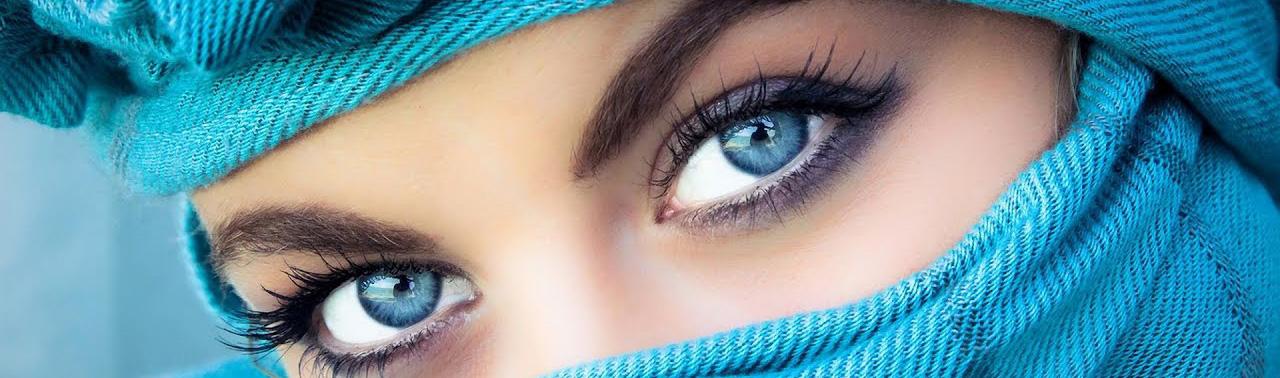 ۷ چیز که می توانند رنگ چشم را تغییر بدهند