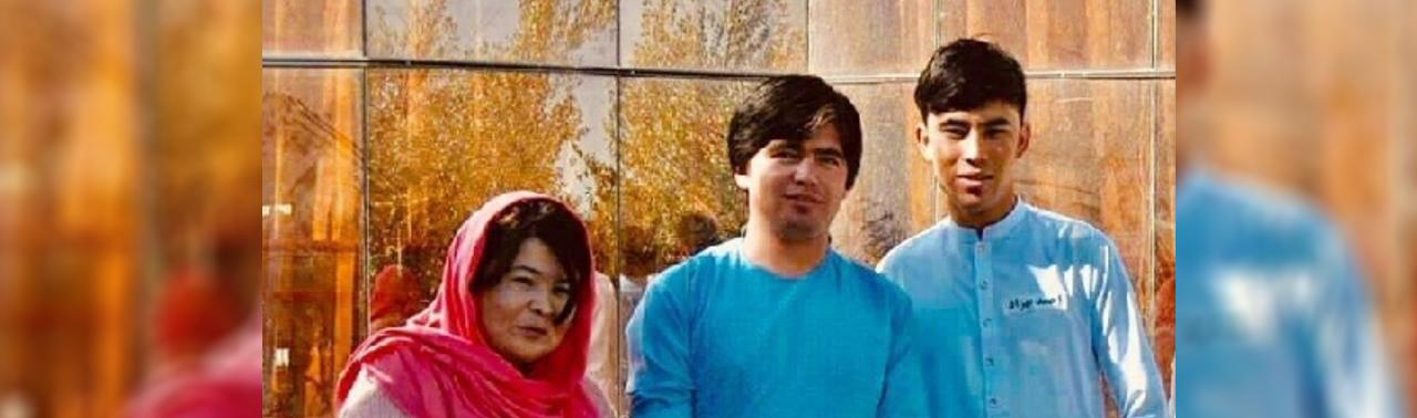 فاطمه رجبی؛ دختری که پس از نوید آزادی توسط طالبان تیرباران شد