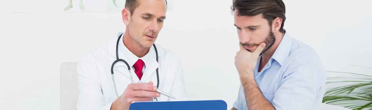۱۰ نشانه بیماری در مردان که نباید نادیده بگیرند
