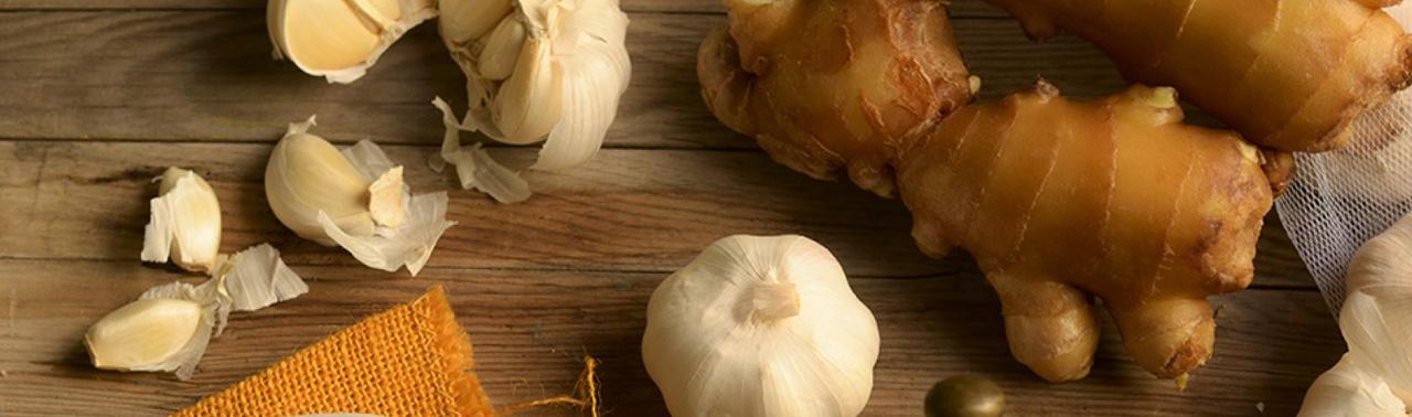 ۶ ماده خوراکی ضد ویروس که کمک تان می کنند سالم بمانید