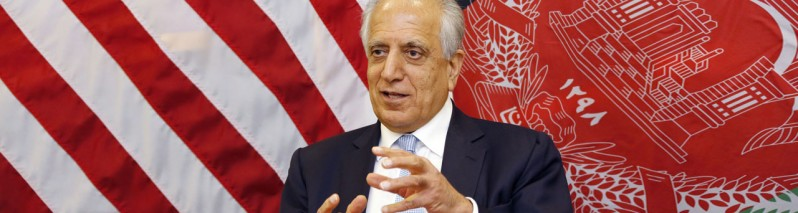 خلیلزاد: کشتن افغانها معمول شده است/ حکومت و طالبان هر چه زودتر به توافق سیاسی برسند