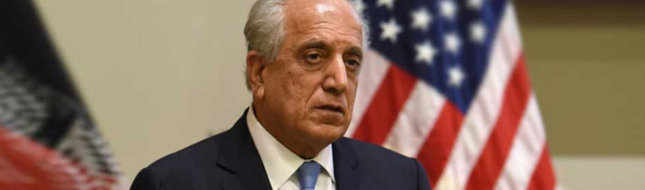 کندی در روند مذاکرات بین الافغانی؛ خلیلزاد عازم دوحه شد