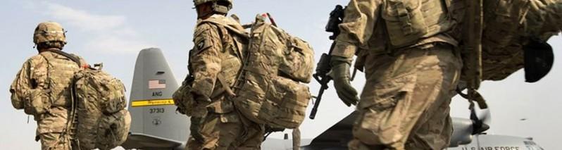 نیروهای بین المللی دو پایگاه در ننگرهار را ترک کردند