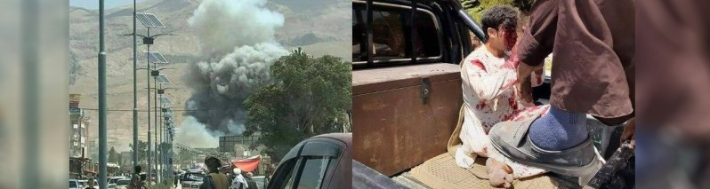 واکنش ها به حمله طالبان در سمنگان؛ خلیلزاد: این حمله خلاف تعهدات طالبان است