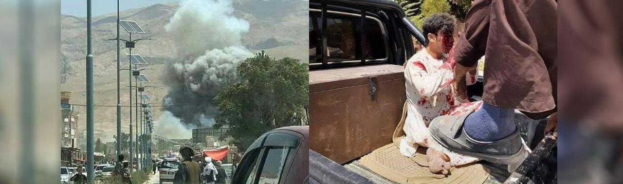 پایان حمله مهاجمان انتحاری بر ریاست امنیت ملی سمنگان؛ ۱۰ تن کشته و ۵۳ تن زخمی شدند