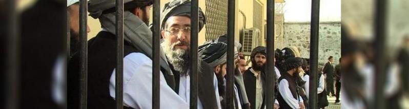 روند صلح در ابهام مبادله زندانیان؛ کمیسیون حقوق بشر: زندانیان طالبان متهم به جنایت جنگی آزاد نشوند