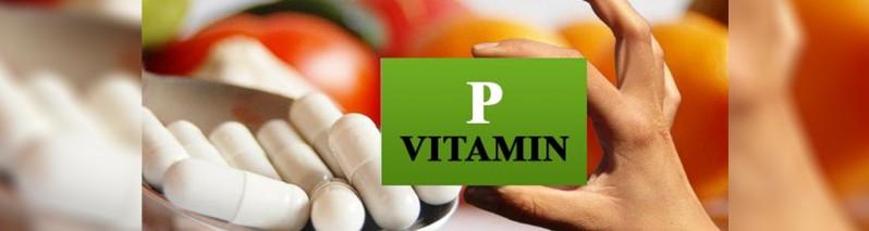 ویتامین پی چیست و چه منابعی دارد؟
