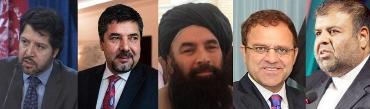 نامه شماری از سیاسیون به اشرف غنی؛ از حلقات داخل حکومت تهدید به مرگ شده ایم!