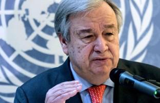دبیرکل سازمان ملل خواهان کاهش بی قید و شرط خشونت ها در افغانستان شد