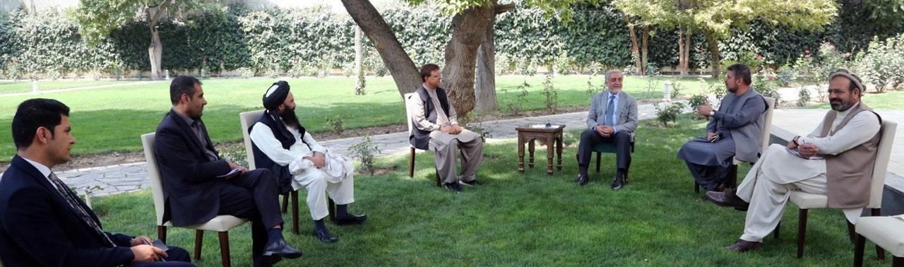 نبیل در دیدار با عبدالله؛ از سوی حلقاتی تهدید به مرگ شده ام!