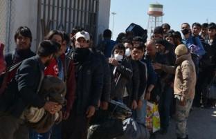 بیش از ۶۰ هزار مهاجر افغان در یک ماه گذشته از ایران به افغانستان بازگشته اند