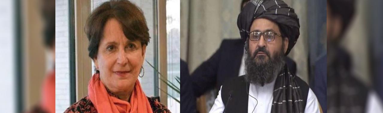 نهایی سازی روند آزادی زندانیان محور گفتگو نماینده ملل متحد برای افغانستان با ملا برادر