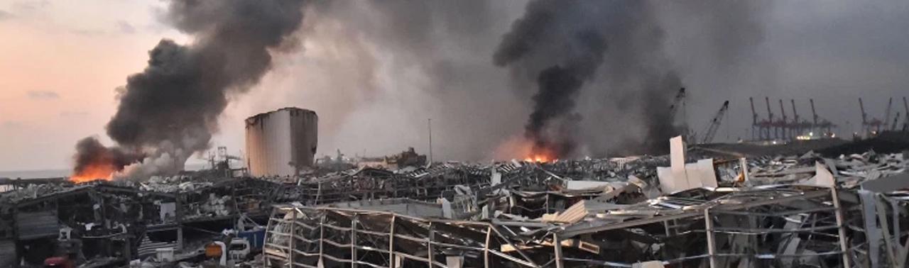 ۵ بزرگ ترین انفجاری که در کره زمین رخ داده است
