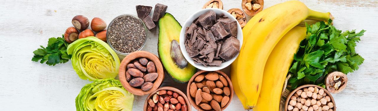 ۸ ماده غذایی سرشار از منیزیم که بسیار سالم هستند