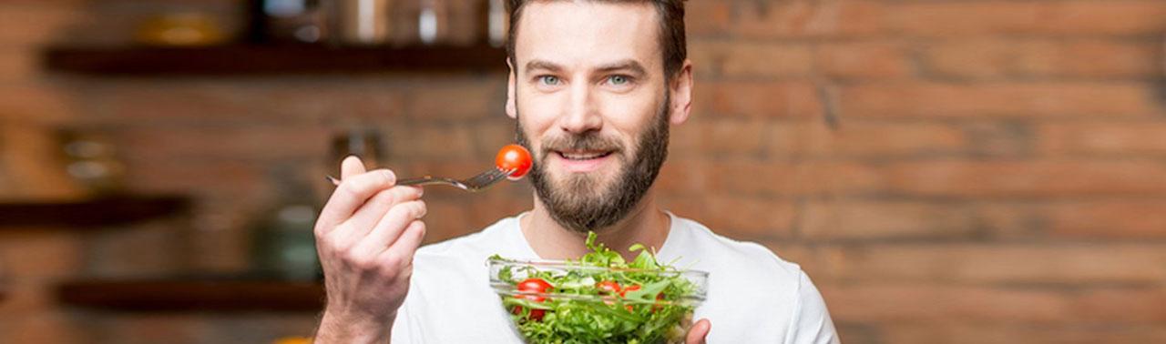 ۹ ابرخوراکی که مردان باید هر روز بخورند