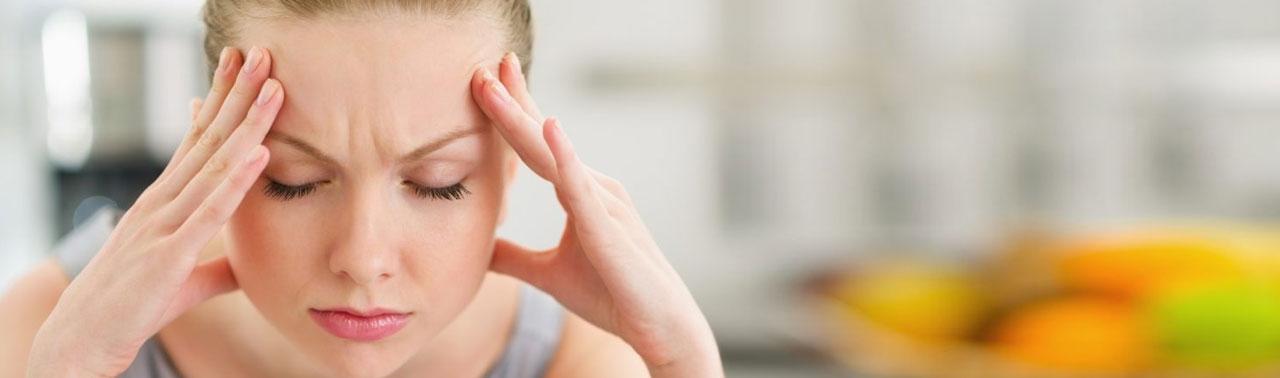 ۴ نوع سردرد که نباید نادیده بگیرید