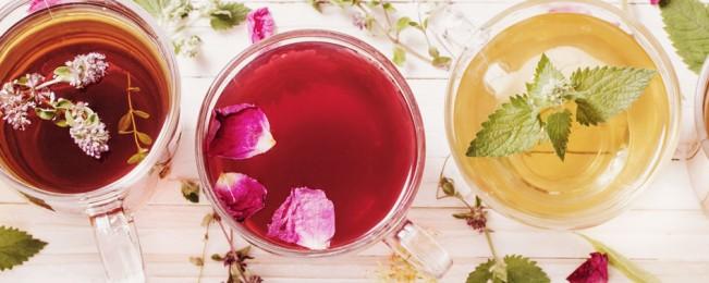 ۷ چای گیاهی بسیار موثر که استرس را به راحتی از بین می برند