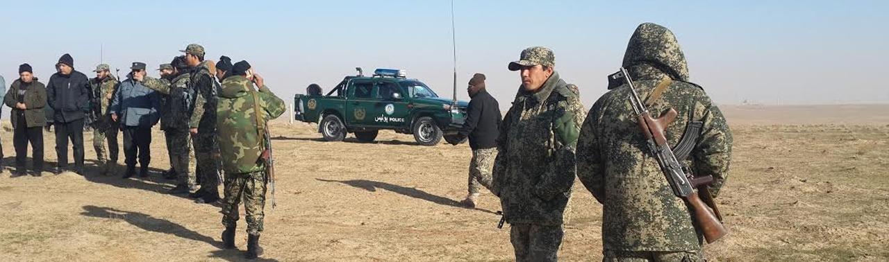 کشته شدن ۹ نیروی امنیتی در قندهار و لغمان