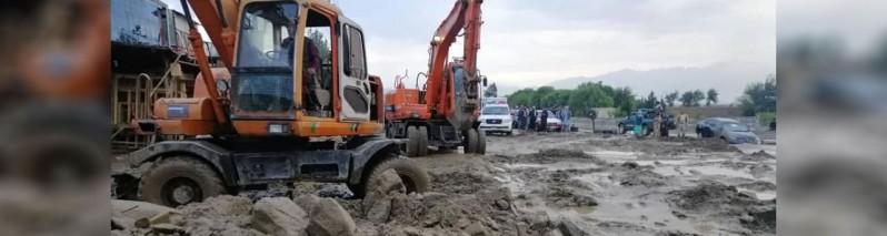 اتحادیه اروپا ۱۵۰ هزار یورو به آسیبدیدگان سیلابهای اخیر در افغانستان کمک میکند