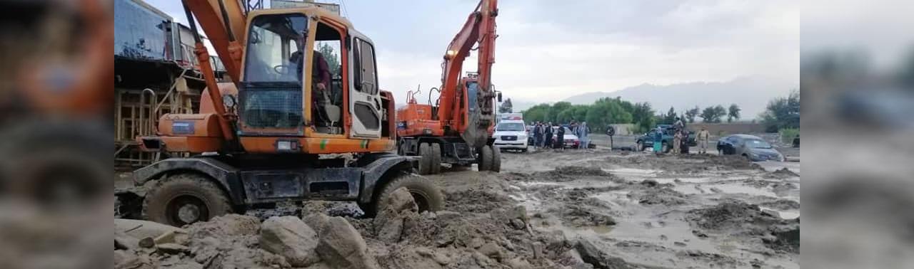 افزایش قربانیان سیلاب در افغانستان به ۱۹۰ کشته رسید؛ نزدیک به ۱۵ تن در پروان مفقود اند