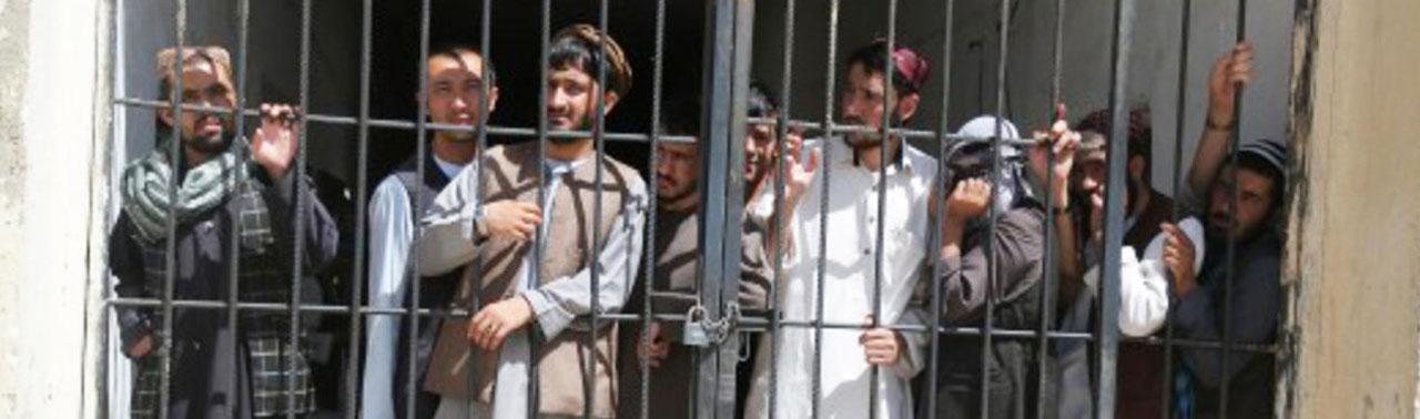 رهایی ۳۲۰ زندانی باقی مانده طالبان به رهایی نیروهای کماندوی ارتش مشروط شد
