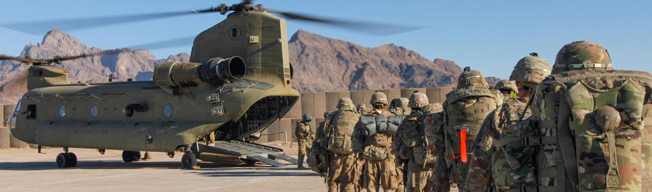 در آینده نزدیک؛ کاهش سربازان آمریکایی به ۵ هزار تن