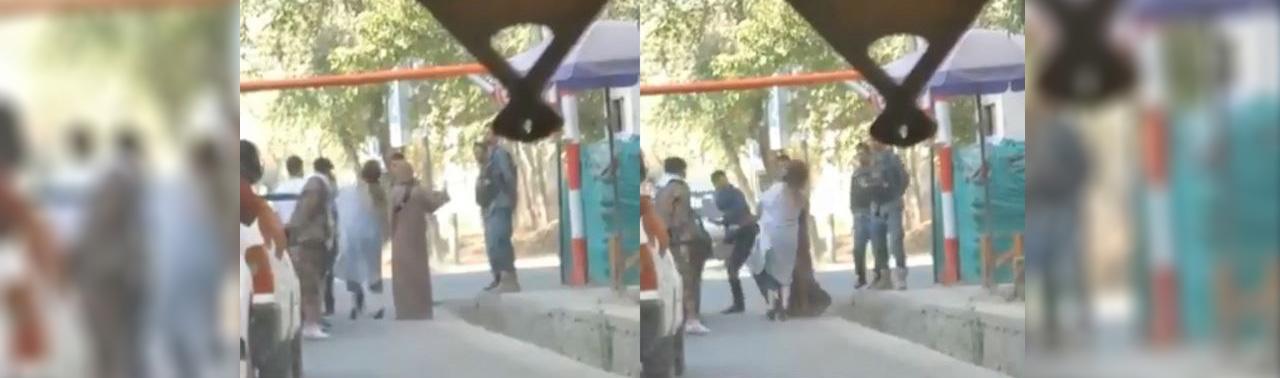 عاملین لت و کوب دو زن در کابل شناسایی شده اند