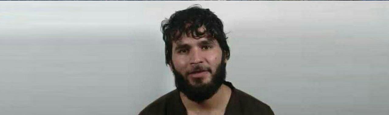 تروریستی که به دام افتاد؛ طراح انفجارهای مساجد در کابل و مسول داعش در شمال افغانستان بازداشت شد