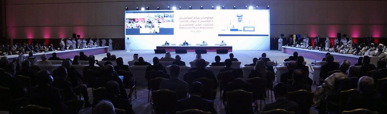 مذاکرات صلح؛ از تاکید بر کاهش خشونت ها تا درخواست حمایت از جمهوریت