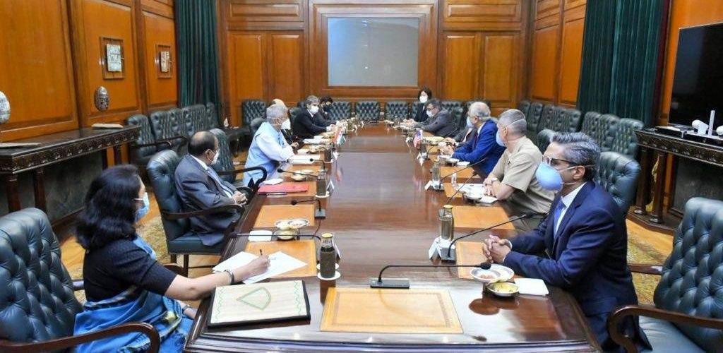 هیئت مذاکره کننده حکومت و طالبان در چهارمین روز آغاز مذاکرات بین الافغانی نشست عمومی شان را برگزار کردند.